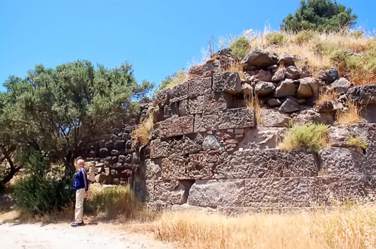 Αρχαία Πόλη Κλήματος