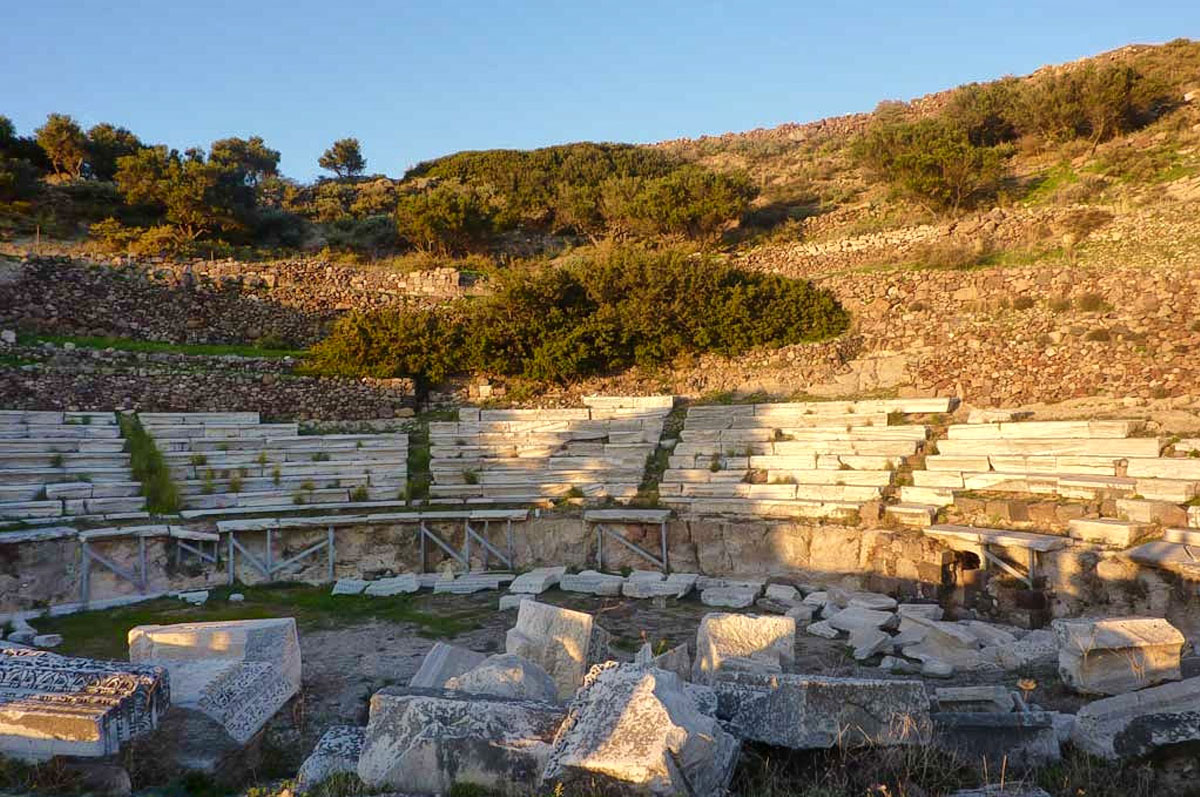 Αρχαίο Ρωμαϊκό Θέατρο
