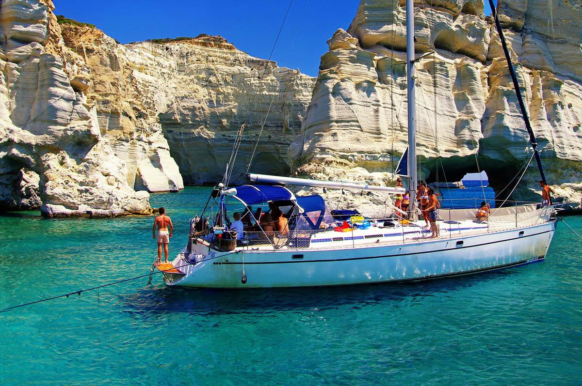 Ιστιοπλοΐα / Yachting